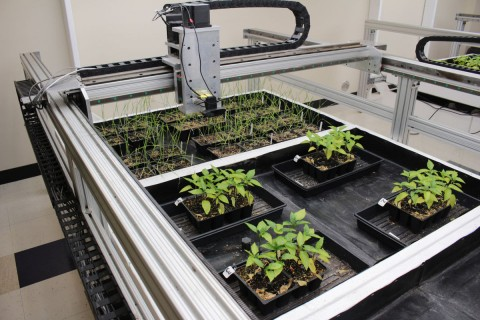 Technology grows to help agriculture in Southern Virginia