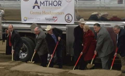 Amthor International announces $7.1 million expansion in Gretna